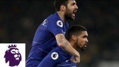 Massive deflection results in Loftus-Cheek goal | Premier League | NBC Sports