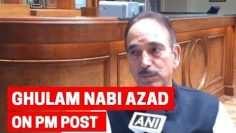 Deshhit: Congress PM is must for a stable Govt, says Ghulam Nabi Azad