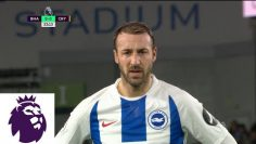 Glenn Murray's penalty kick puts Brighton ahead v. Crystal Palace I Premier League I NBC Sports