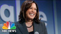 Know Your Value Conference: Senator Kamala Harris Nears Decision On 2020 Bid | NBC News