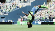 GOAL: Obafemi Martins spins and fires home | Seattle Sounders vs FC Dallas