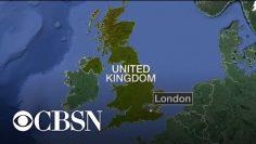 Bombs sent to London transport hubs