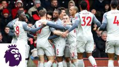 Mohamed Salah scores off rebound for Liverpool against Bournemouth   Premier League   NBC Sports