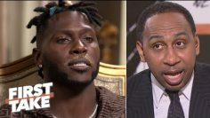 Antonio Brown's biggest issue is with Big Ben's special treatment – Stephen A. | First Take