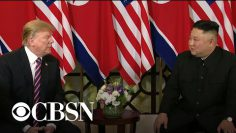 Trump, Kim Jong Un begin 2nd summit in Vietnam