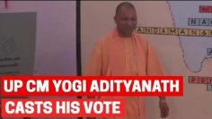 Lok Sabha Elections 2019: Uttar Pradesh CM Yogi Adityanath casts his vote