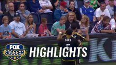 Ola Kamara makes it 2-2 against Sporting KC | 2016 MLS Highlights